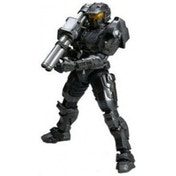 Halo Reach Play Arts Kai Action Figures: Combat Evolved Mark V Black
