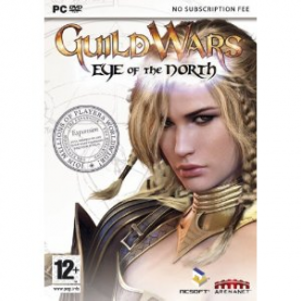 Guild Wars Eye of the North Expansion Pack Game PC