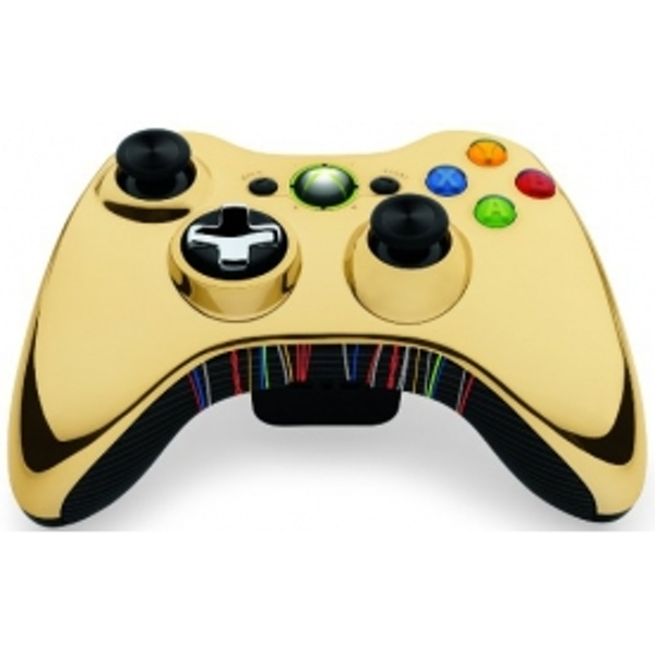C3-PO Themed Xbox 360 Wireless Controller Gold (Bagged) Xbox 360 - Image 3