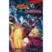 Street Fighter Vs Darkstalkers  Volume 1