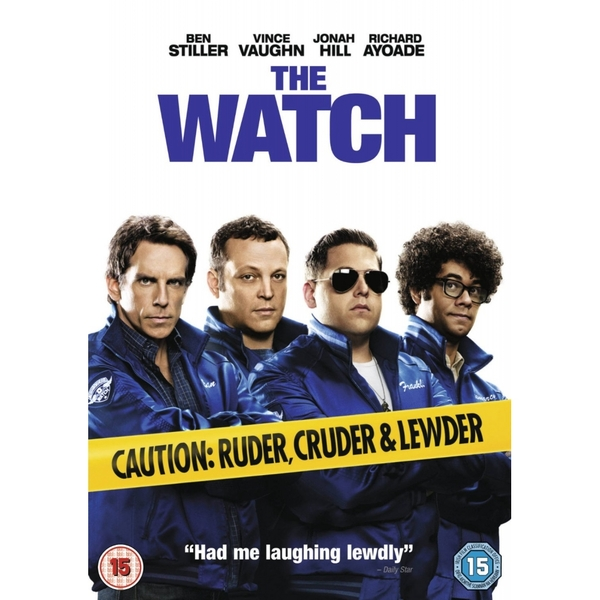 The Watch DVD - Image 1