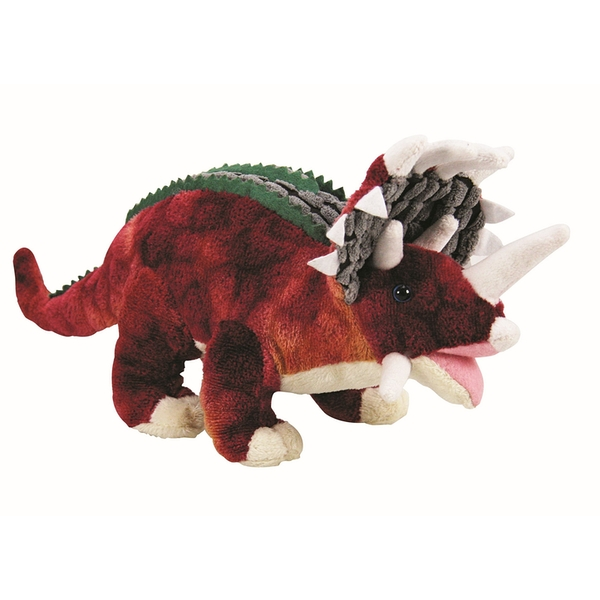 Triceratops 11 Inch Plush