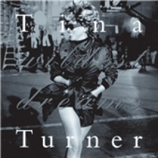 Wildest Dreams - Tina Turner CD