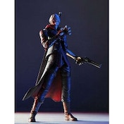 Devil May Cry 4 Play Arts -Kai- Nero Action Figure