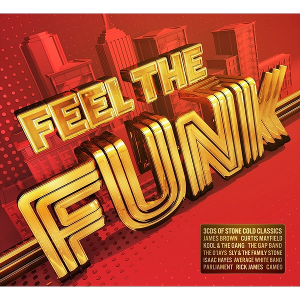Feel The Funk CD
