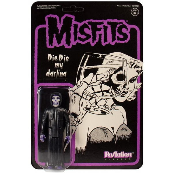 Fiend Die Die My Darling (Misfits) ReAction Figure
