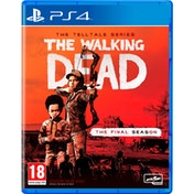 Telltale's The Walking Dead The Final Season PS4 Game