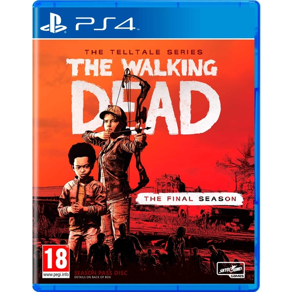 Telltale's The Walking Dead The Final Season PS4 Game - Image 1
