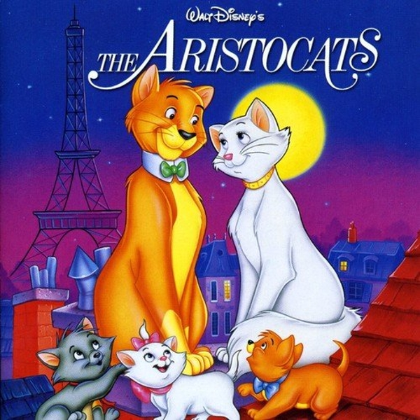 The Aristocats OST Soundtrack CD