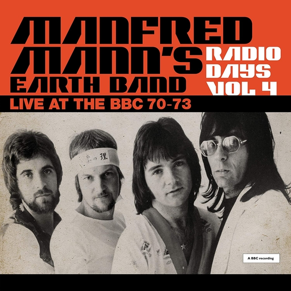 Manfred Mann's Earth Band - Radio Days Vol. 4 Live At The Bbc 70-73 Vinyl