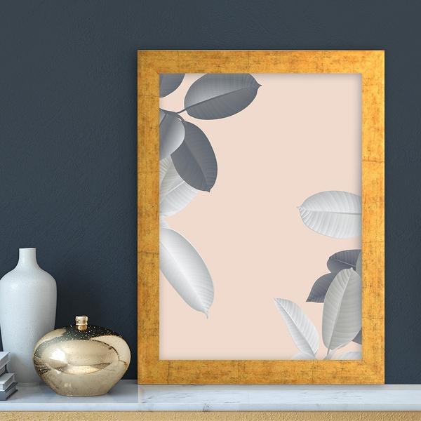 AC7452797802 Multicolor Decorative Framed MDF Painting