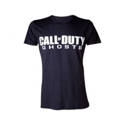 Call of Duty Ghosts Men's Logo Small T-Shirt X-Large Black