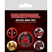Deadpool - Outta The Way Badge Pack - Image 2