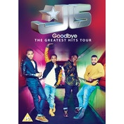 JLS - Goodbye: The Greatest Hits Tour DVD