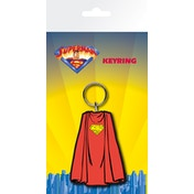Superman Cape Key Ring