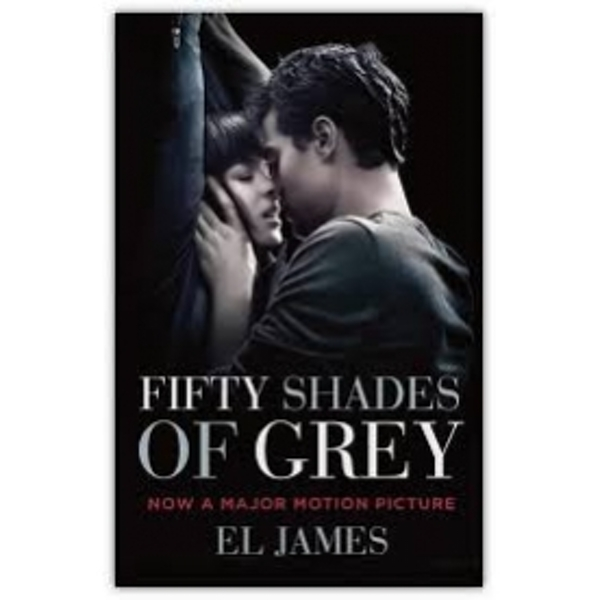 Fifty Shades of Grey Movie Tie-in Book