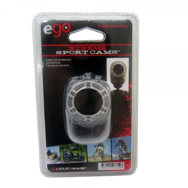 Liquid Image Protective Cover for Ego Action Camera Transparent