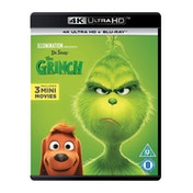 The Grinch 4KUHD   Blu-ray