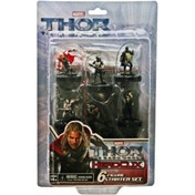 Marvel Hero Clix Thor Dark World Movie Starter