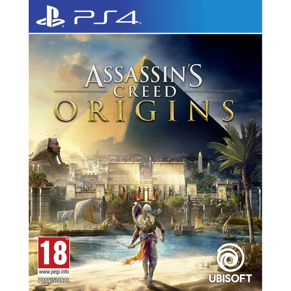 Assassin's Creed Origins PS4 Game
