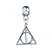 Deathly Hallows (Harry Potter) Slider Charm