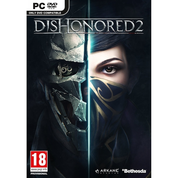 Dishonored 2 PC Game (Imperial Assassin's DLC)