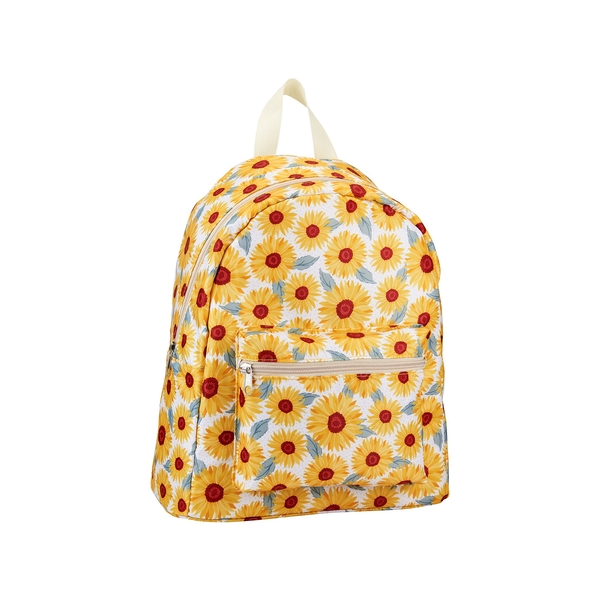 Sass & Belle Sunflowers Floral Backpack