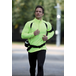 Precision L/S (Turtle) Running Shirt Adult Fluo Yellow/Black - XL - Image 2