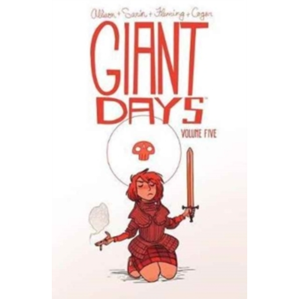Giant Days: Vol. 5 by Boom! Studios (Paperback, 2017)