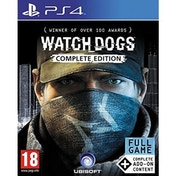Watch Dogs Complete Edition Game PS4
