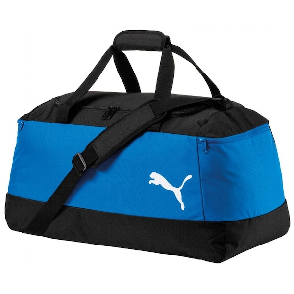 Puma Pro Training II Medium Bag Black/Royal