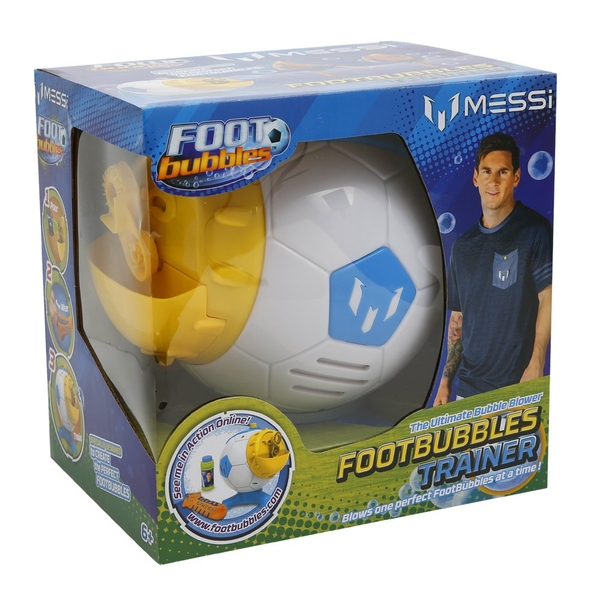 Messi Footbubbles Bubble Trainer Plus Socks