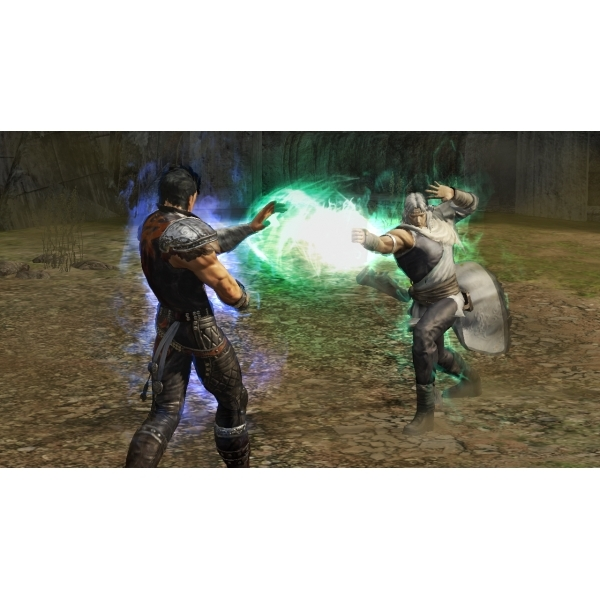 Fist Of The North Star Kens Rage 2 Game PS3