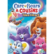 Carebears & Cousins: Take Heart DVD