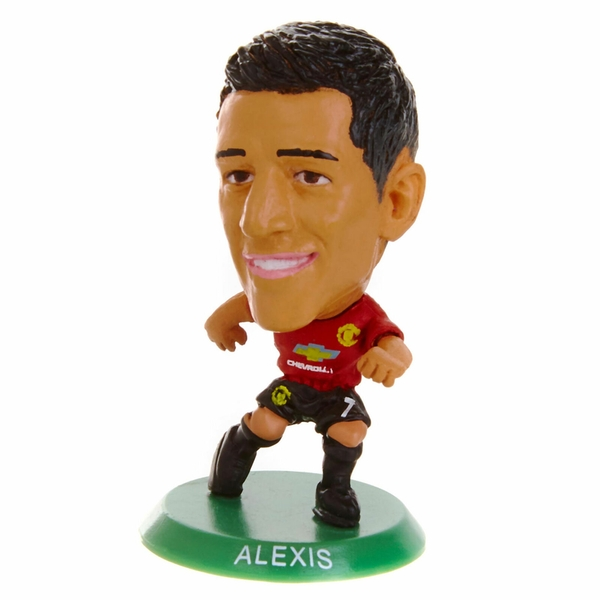 Soccerstarz Alexis Sanchez Man Utd Home Kit 2019 Figure