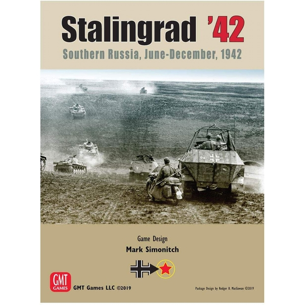 Stalingrad 42: Southern Russia from Case Blau to Operation Uranus