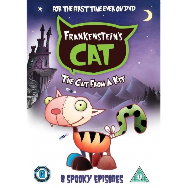 Frankensteins Cat The Cat From a Kit DVD