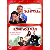 Dinner for Schmucks / I Love You Man Double Pack DVD