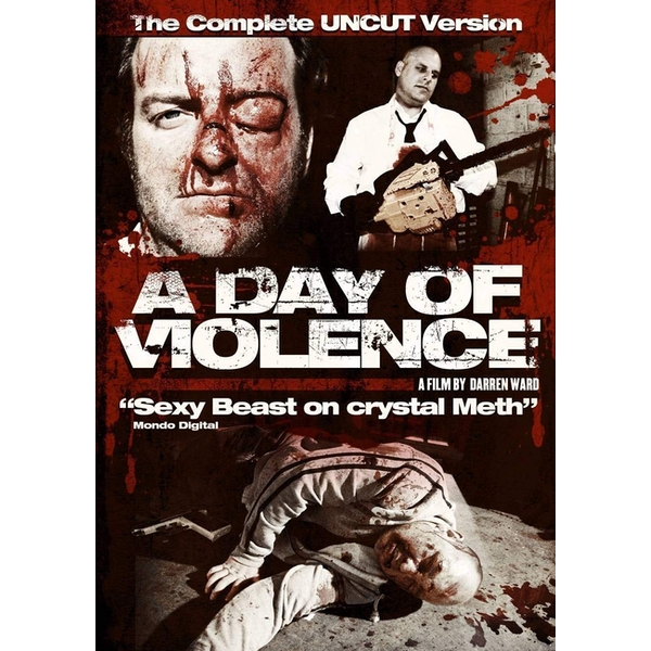 A Day Of Violence - Uncut DVD