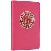 Pink Ranger (Power Rangers) Hardcover Ruled Journal