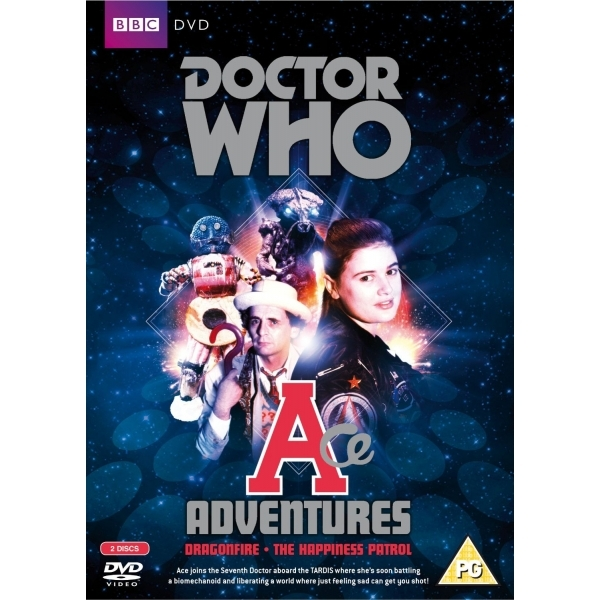 Doctor Who: Ace Adventures (1988) DVD