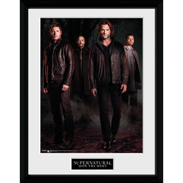 Supernatural Key Art Collector Print