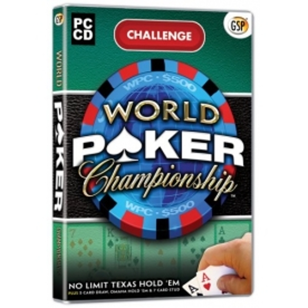 Challenge World Poker Championship Game PC