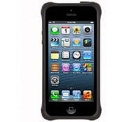 Griffin GB36413-2 Survivor Clear Case for iPhone 5 Black