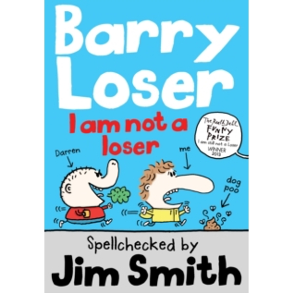 Barry Loser: I am Not a Loser by Jim Smith (Paperback, 2012)