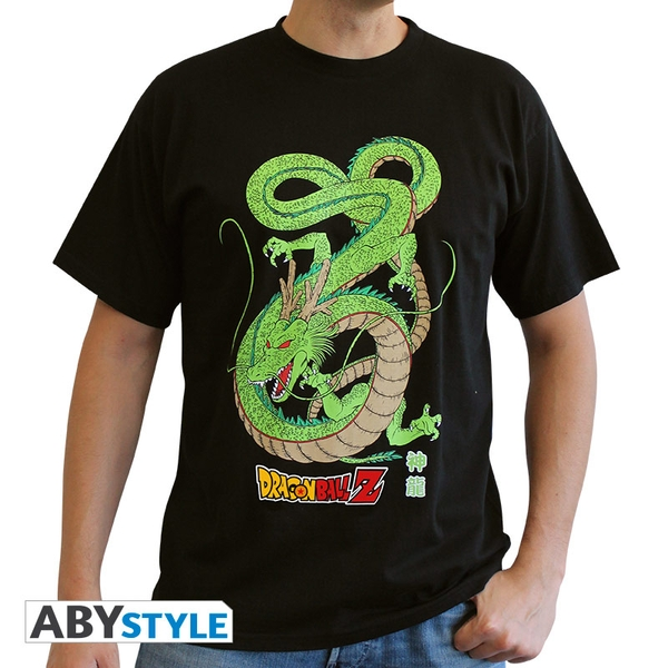 Dragon Ball - Dbz/ Shenron Men's X-Large T-Shirt - Black