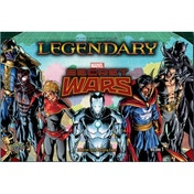 Marvel Legendary Deck Building Secret Wars Expansion