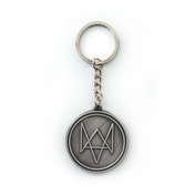 Watch Dogs Fox Logo Keychain