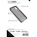 Tech21 Evo Check Impact Case Cover for Apple iPhone X Smokey / Black - Image 2