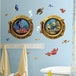 Ex-Display Disney Pixar Finding Nemo Giant Wall Stickers Used - Like New - Image 2